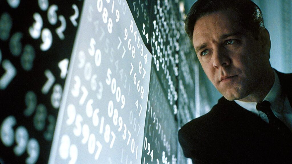 A Beautiful mind - Hollywood Movies