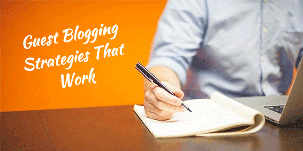 Guest Blogging Strategies