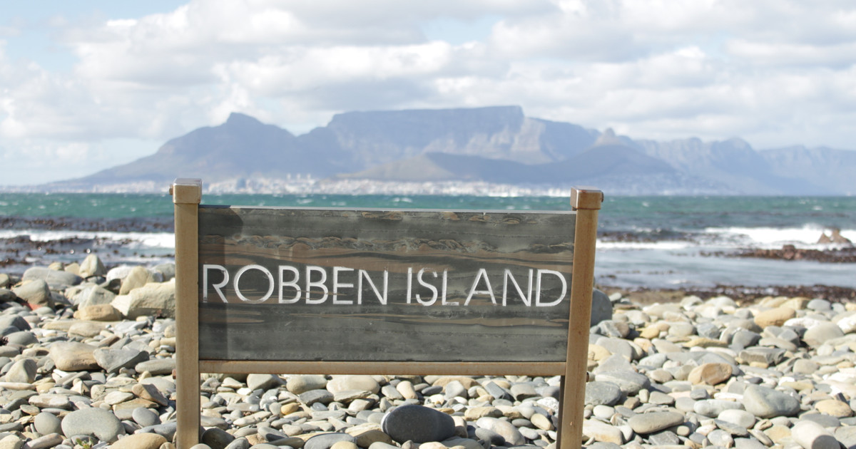 Things You Don't Miss in Robben Island