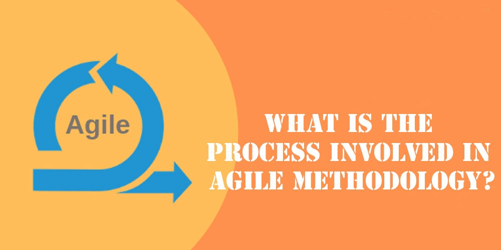 What is the process involved in Agile Methodology?